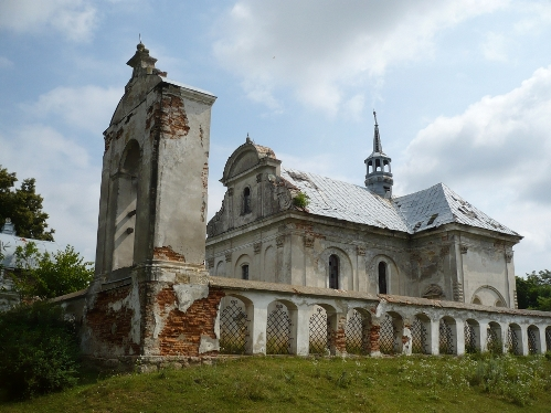 Photos from Holy Mountain, just outside the village of Czeremosznia