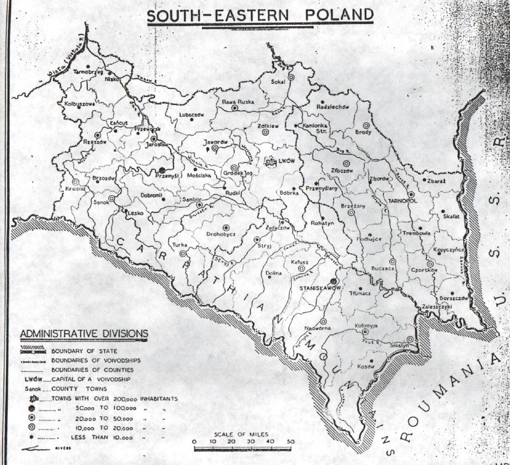 Halgal Genealogy of HalychynaEastern Galicia